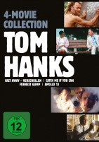 Tom Hanks - 4-Movie-Collection (DVD)