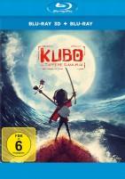 Kubo - Der tapfere Samurai - Blu-ray 3D + 2D (Blu-ray)