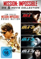 Mission: Impossible - 5 Movie Collection (DVD)