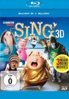 Sing - Blu-ray 3D + 2D (Blu-ray)
