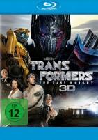 Transformers - The Last Knight - Blu-ray 3D (Blu-ray)