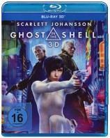 Ghost in the Shell - Blu-ray 3D (Blu-ray)