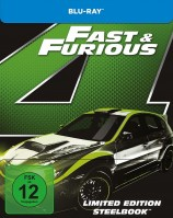 Fast & Furious - Neues Modell. Originalteile. - Steelbook (Blu-ray)