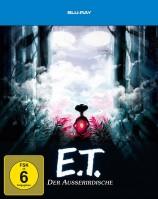 E.T. - Der Ausserirdische - 35th Anniversary / Steelbook (Blu-ray)