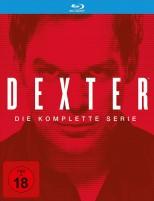 Dexter - Die komplette Serie (Blu-ray)
