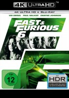 Fast & Furious 6 - 4K Ultra HD Blu-ray + Blu-ray (4K Ultra HD)