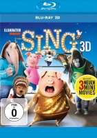 Sing - Blu-ray 3D (Blu-ray)