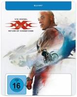 xXx: Die Rückkehr des Xander Cage - Limited Steelbook (Blu-ray)