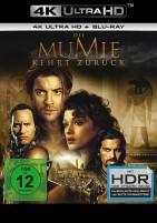 Die Mumie kehrt zurück - 4K Ultra HD Blu-ray + Blu-ray (4K Ultra HD)