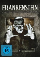 Frankenstein - Monster Classics / Complete Legacy Collection (DVD)