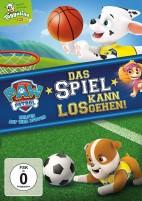 Paw Patrol - Das Spiel kann losgehen! - 2. Auflage (DVD)