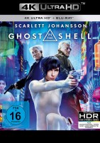Ghost in the Shell - 4K Ultra HD Blu-ray + Blu-ray (4K Ultra HD)
