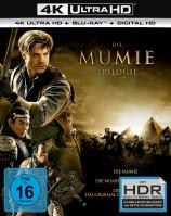 Die Mumie Trilogie - 4K Ultra HD Blu-ray + Blu-ray (4K Ultra HD)