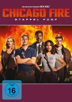 Chicago Fire - Staffel 05 (DVD)