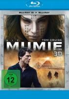 Die Mumie - 2017 / Blu-ray 3D + 2D (Blu-ray)