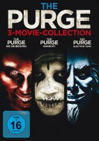 The Purge - 3-Movie-Collection (DVD)