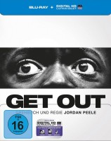 Get Out - Steelbook (Blu-ray)