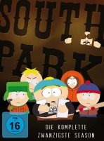 South Park - Season 20 (DVD)