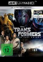 Transformers - The Last Knight - 4K Ultra HD Blu-ray + Blu-ray (4K Ultra HD)