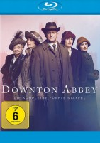 Downton Abbey - Staffel 05 (Blu-ray)