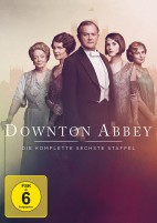 Downton Abbey - Staffel 06 (DVD)