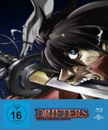 Drifters - Battle in a Brand-new World War - Limited Premium Edition (Blu-ray)
