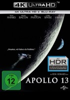 Apollo 13 - 4K Ultra HD Blu-ray + Blu-ray (4K Ultra HD)