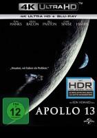 Apollo 13 - 4K Ultra HD Blu-ray + Blu-ray (4K Ultra HD)
