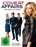 Covert Affairs - Die komplette Serie / Staffel 1-5 (DVD)