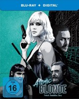 Atomic Blonde - Limited Steelbook (Blu-ray)