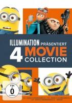 ICH - einfach unverbesserlich 1-3 & Minions (DVD)