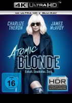 Atomic Blonde - 4K Ultra HD Blu-ray + Blu-ray (4K Ultra HD)