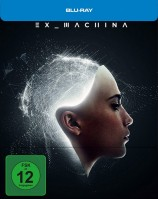 Ex_Machina - Limited Steelbook (Blu-ray)