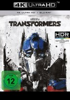 Transformers - 4K Ultra HD Blu-ray + Blu-ray (4K Ultra HD)