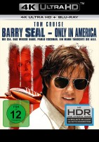 Barry Seal - Only in America - 4K Ultra HD Blu-ray + Blu-ray (4K Ultra HD)