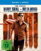Barry Seal - Only in America - Steelbook (Blu-ray)