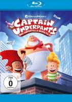 Captain Underpants - Der supertolle erste Film (Blu-ray)