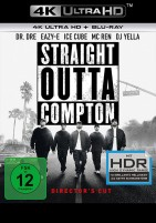 Straight Outta Compton - Director's Cut / 4K Ultra HD Blu-ray + Blu-ray (4K Ultra HD)