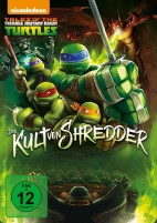 Tales of the Teenage Mutant Ninja Turtles - Der Kult von Shredder (DVD)