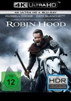 Robin Hood - Director's Cut / 4K Ultra HD Blu-ray + Blu-ray (4K Ultra HD)