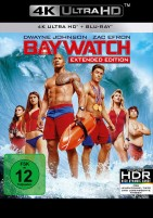Baywatch - Extended Edition / 4K Ultra HD Blu-ray + Blu-ray (4K Ultra HD)