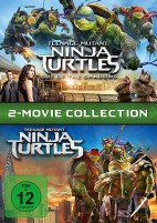 Teenage Mutant Ninja Turtles - 2-Movie Collection (DVD)