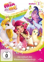 Mia and Me - Staffel 3 / Vol. 6 / Die Geburt des Riesenschmetterlings (DVD)