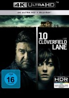 10 Cloverfield Lane - 4K Ultra HD Blu-ray + Blu-ray (4K Ultra HD)