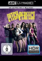 Pitch Perfect - 4K Ultra HD Blu-ray + Blu-ray (4K Ultra HD)