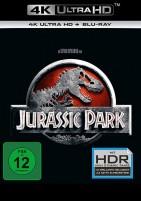 Jurassic Park - 4K Ultra HD Blu-ray + Blu-ray (4K Ultra HD)