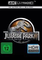 Jurassic Park III - 4K Ultra HD Blu-ray + Blu-ray (4K Ultra HD)