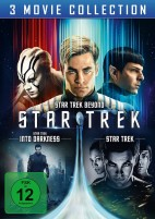 Star Trek - 3 Movie Collection (DVD)