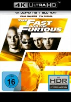 The Fast And The Furious - 4K Ultra HD Blu-ray + Blu-ray (4K Ultra HD)