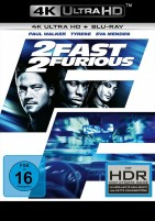 2 Fast 2 Furious - 4K Ultra HD Blu-ray + Blu-ray (4K Ultra HD)